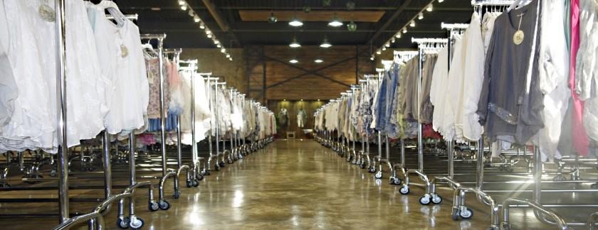 Tienda venta al mayor ropa Badalona